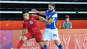 Futsal Việt Nam có thể bay cao