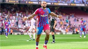 Memphis Depay lại tỏa sáng: Hội chứng phụ thuộc mới của Barca