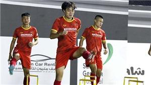 Đội tuyển Việt Nam hoàn thiện lối chơi