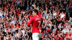 Ronaldo đã trở lại Old Trafford như thế nào?