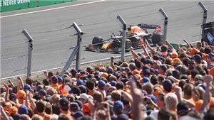 F1: Chiến thắng GP Hà Lan, Verstappen trở lại dẫn đầu