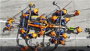 Chặng Belgium Grand Prix: F1 áp dụng luật pitstop mới