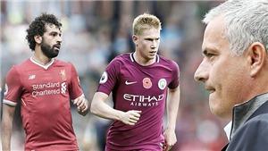 Mohamed Salah vs. Kevin de Bruyne: Hai nỗi ám ảnh của… Mourinho