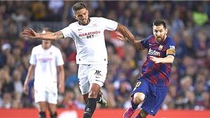 Trực tiếp bóng đá Sevilla vs Barca: Chờ Messi chạm mốc 700