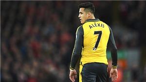 Alexis Sanchez chơi ở đâu là tối ưu?