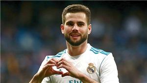Vai thứ chính của Nacho ở Real Madrid
