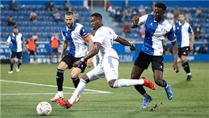 Real Madrid đại thắng Alaves 4-1: Giá trị của Alaba