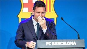 Barcelona thời hậu Messi: Khoảng trống sau những giọt nước mắt Leo
