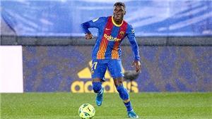 Barcelona trừng phạt Ilaix Moriba