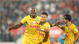 Vòng 9 LS V-League 2021, HAGL – Nam Định: 3 điểm để vô địch lượt đi