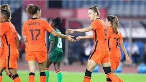 Châu Âu vẫn thống trị bóng đá nữ Olympic?