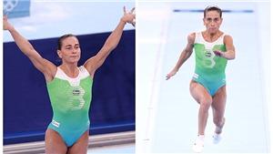 VĐV Oksana Chusovitina: Giải nghệ sau khi tham dự 8 kỳ Olympic