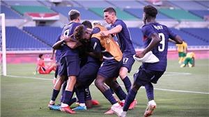 Bóng đá Olympic 2021: Pháp, Đức, Argentina, những ông lớn sa cơ