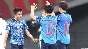 Tứ kết bóng đá nam Olympic 2020: Nhật Bản dễ thở, Tây Ban Nha và Brazil cùng gặp thách thức