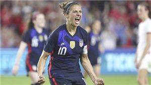 Bán kết bóng đá nữ: Các ngôi sao của Mỹ cần phải lên tiếng