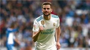 Nụ cười Nacho là vấn đề của Real Madrid