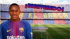 Yerry Mina sẽ là Marquez hay Caceres của Barca?