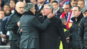 M.U: Càng khẩu chiến nhiều, Mourinho càng giống Sir Alex Ferguson