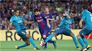 Kinh điển: Barcelona cắp cặp học 4-4-2 của Real Madrid