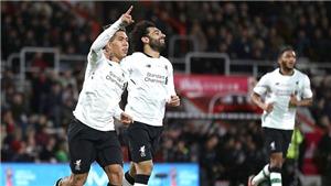 Chỉ Salah tỏa sáng là chưa đủ với Liverpool