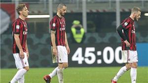 Milan giờ 'vô phương cứu chữa'