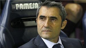 Ernesto Valverde: Người 'tẩy não' ở Camp Nou, biến Barca thành 'quái vật' mới