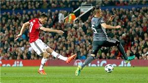 Đại chiến Chelsea - M.U: Matic sẽ khiến Conte phải hối hận