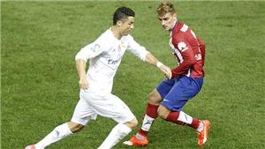 Atletico - Real Madrid: Kéo tay nhau trên miệng vực thẳm