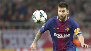 Vì sao Messi không ký hợp đồng mới với Barca?