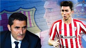 Valverde sẽ câu 'con cá' Laporte về Barca?