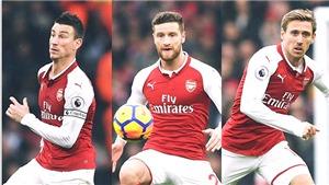 Arsenal đang cực kỳ chắc chắn với bức tường Mustafi-Koscielny-Monreal