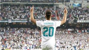Asensio là Van Basten của Real Madrid