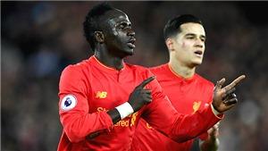 Đã có Mane, Liverpool bán Coutinho được rồi