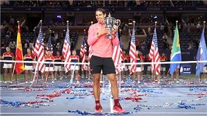 2017 là mùa giải ý nghĩa nhất của Nadal