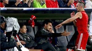 Ribery nổi giận, kích nổ 'quả bom' ở Bayern Munich