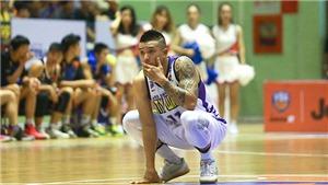 Giải bóng rổ nhà nghề Việt Nam - VBA 2017: 'Đại bàng gãy cánh'