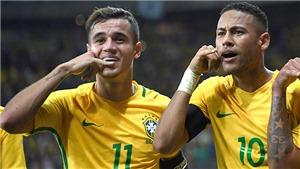 Barca mua Coutinho để chiều... Neymar