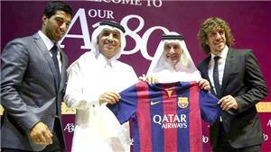 Mất Neymar, Barca sẽ càng 'khốn khổ' hơn với Qatar