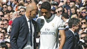 Hàng thủ sẽ là 'cơn đau đầu' của Zidane