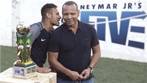 Neymar Sr, người cha kinh doanh con, 'đạo diễn' vụ chuyển nhượng sang PSG