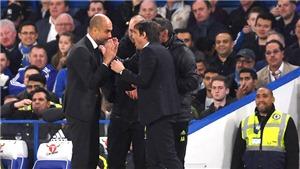 Bây giờ, Pep Guardiola lại có ưu thế hơn Conte