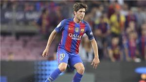 Sergi Roberto muốn rời Barca để được chơi cho M.U