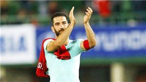 Arda Turan đừng mơ được như Messi
