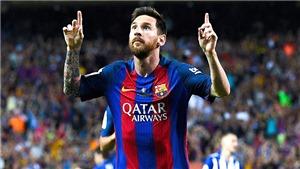 Barcelona: Cách mạng từ bản hợp đồng với Messi
