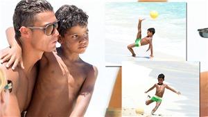 Vì sao Ronaldo thích thuê người sinh con?