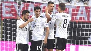 Đừng ngạc nhiên nếu Đức không vô địch Confederations Cup 2017