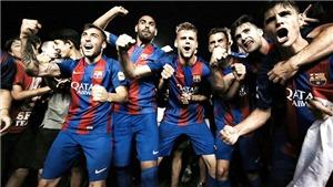 Barca B lên hạng, rồi sao nữa?