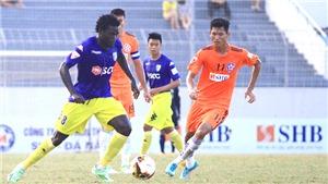 SHB Đà Nẵng 'tố' Hà Nội FC chơi rắn