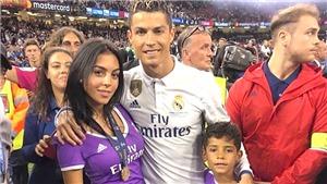 Ronaldo có thêm con, bạn gái phản ứng ra sao?