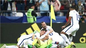 Messi, Ronaldo 'đánh đông dẹp bắc', sợ mỗi... Chile